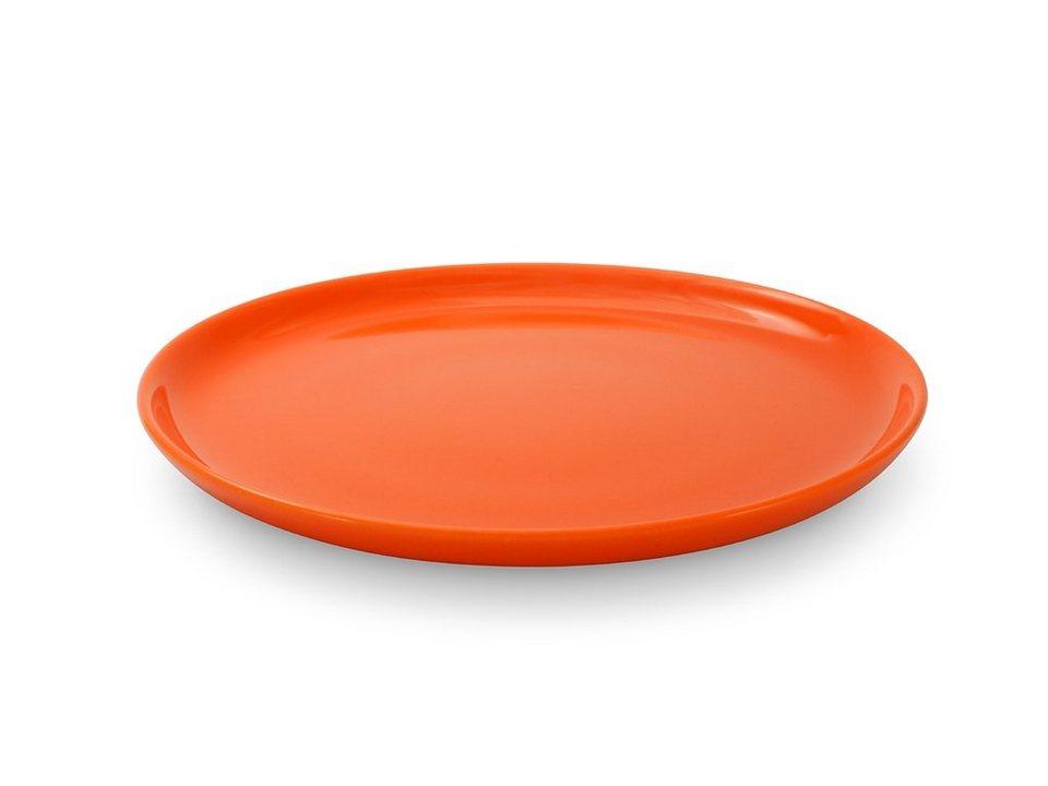 Friesland Fr?hst?cksteller »Happymix, 19 cm, 4er Set« 4-tlg in orange