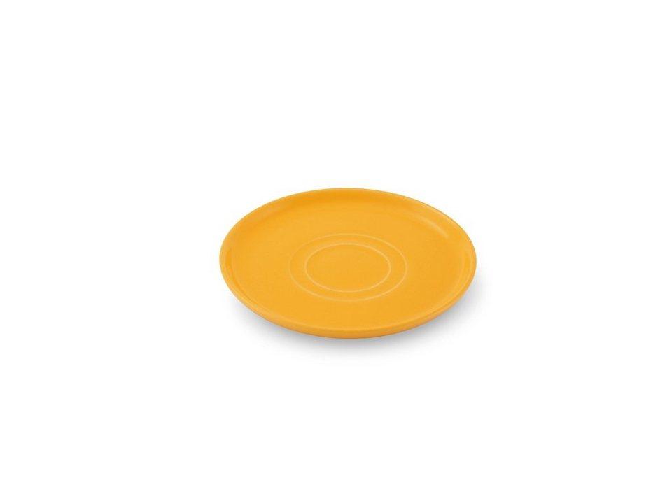 Friesland Untertasse »Happymix, 15 cm« in gelb