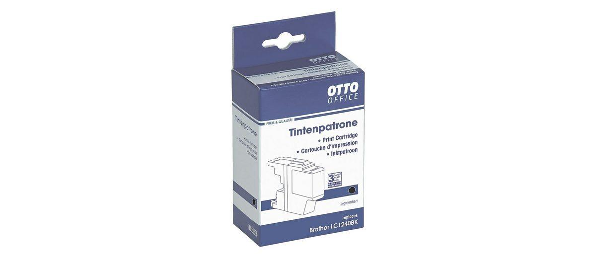 OTTO Office Standard Tintenpatrone ersetzt Brother »LC1240BK«