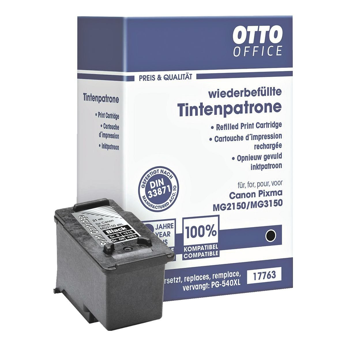 OTTO Office Standard Tintenpatrone ersetzt Canon »PG-540XL«