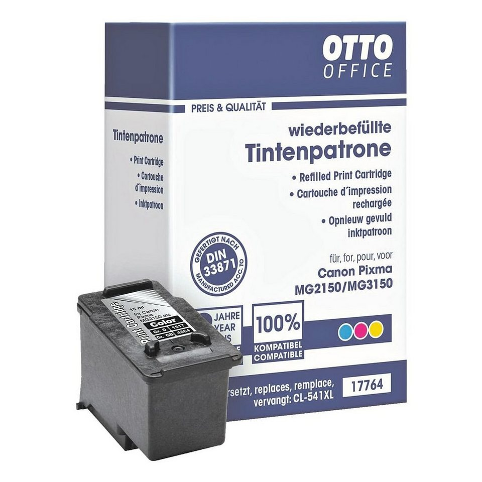 OTTO Office Standard Tintenpatrone ersetzt Canon »CL-541XL«