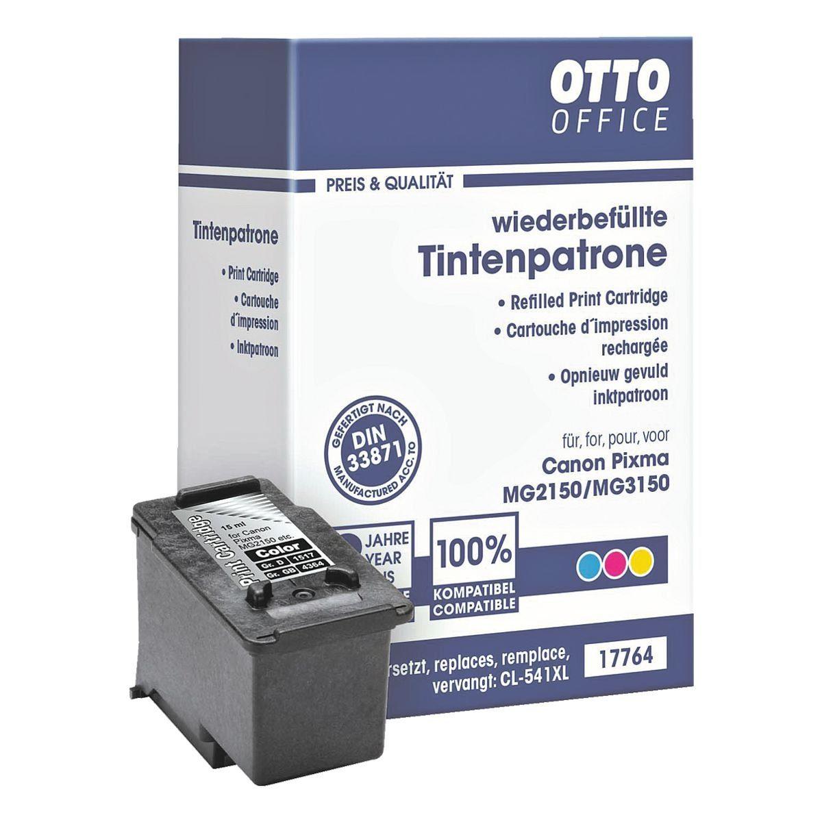 OTTO Office Tintenpatrone ersetzt Canon »CL-541XL«