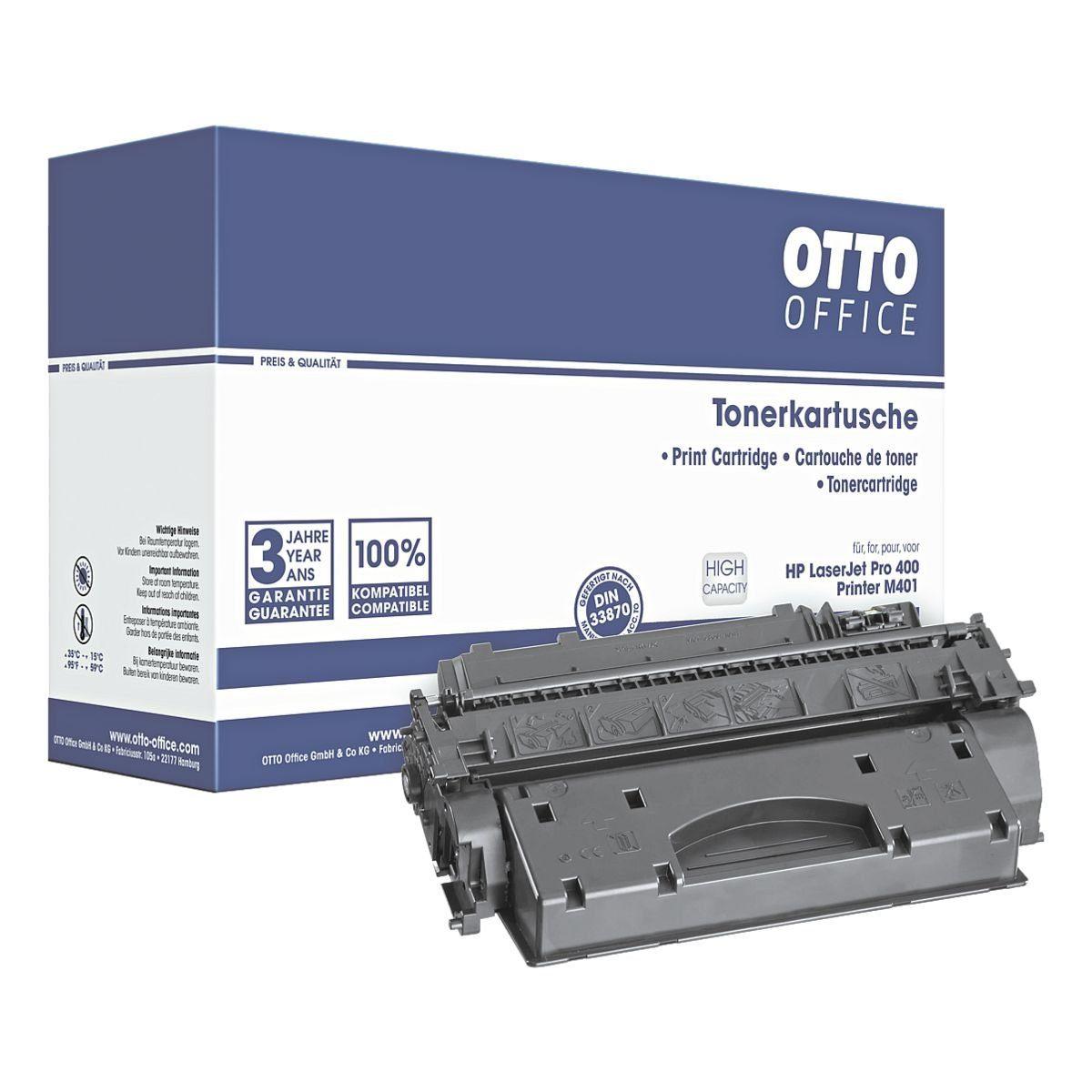 OTTO Office Standard Tonerpatrone ersetzt HP »CF280X« Nr. 80X