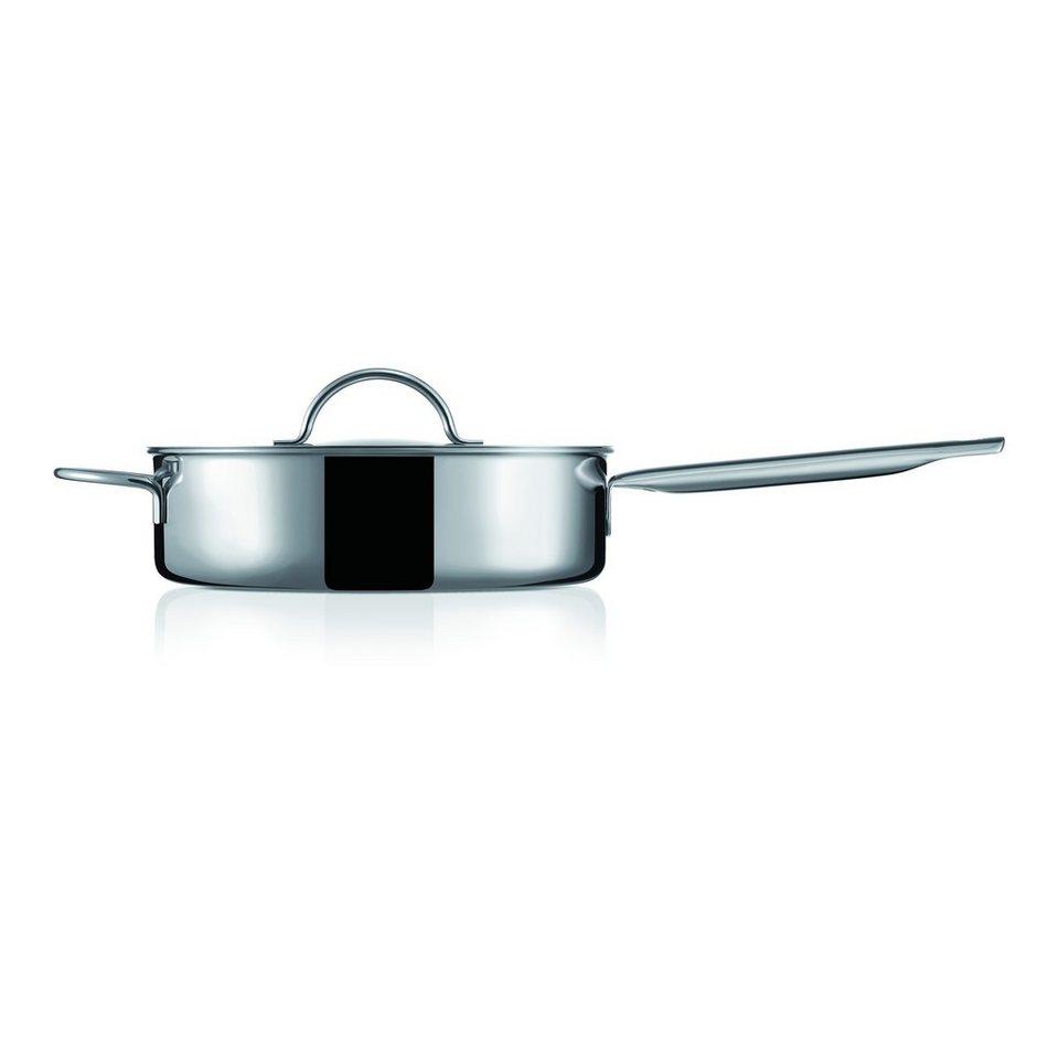 Kuhn Rikon Sauteuse »Circolo« in Silber
