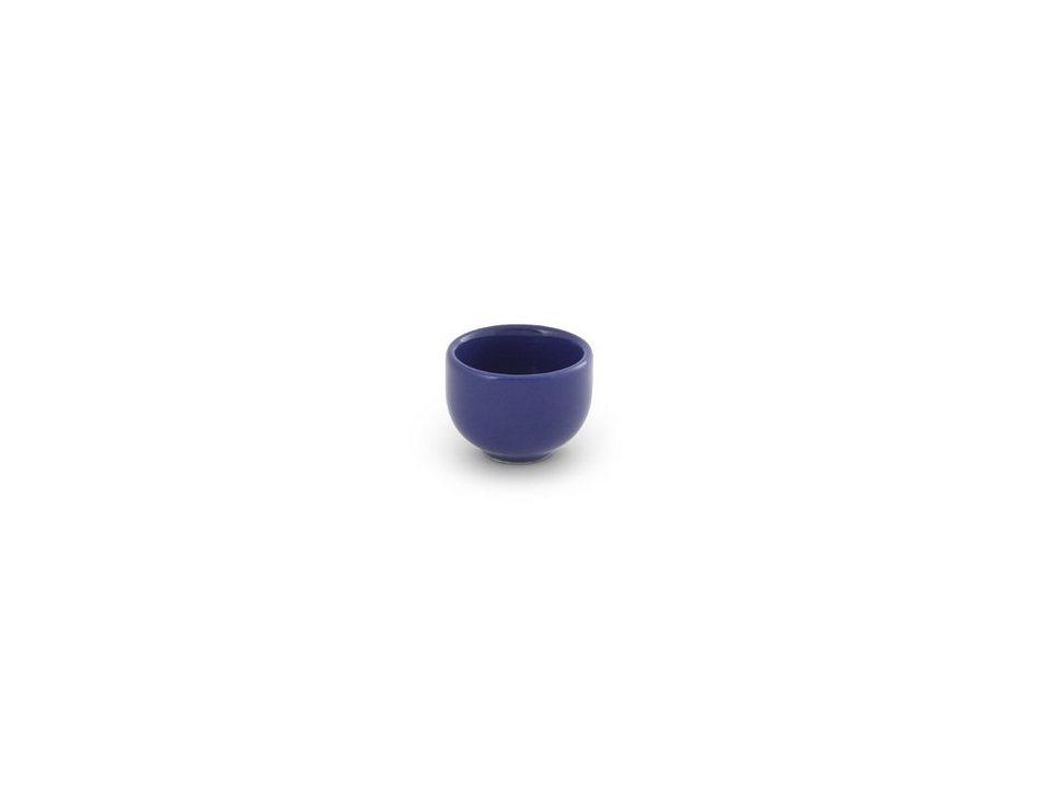 Friesland Eierbecher »Happymix, H 4 cm« in blau