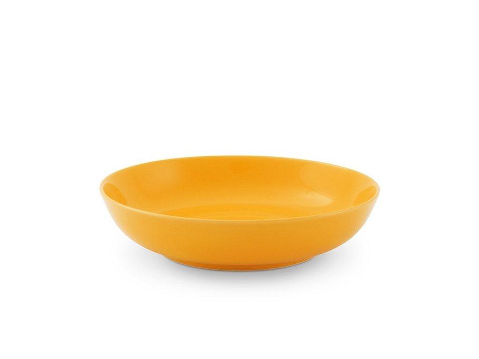 Friesland Suppenteller »Happymix, 20 cm, 4er Set« 4-tlg in gelb