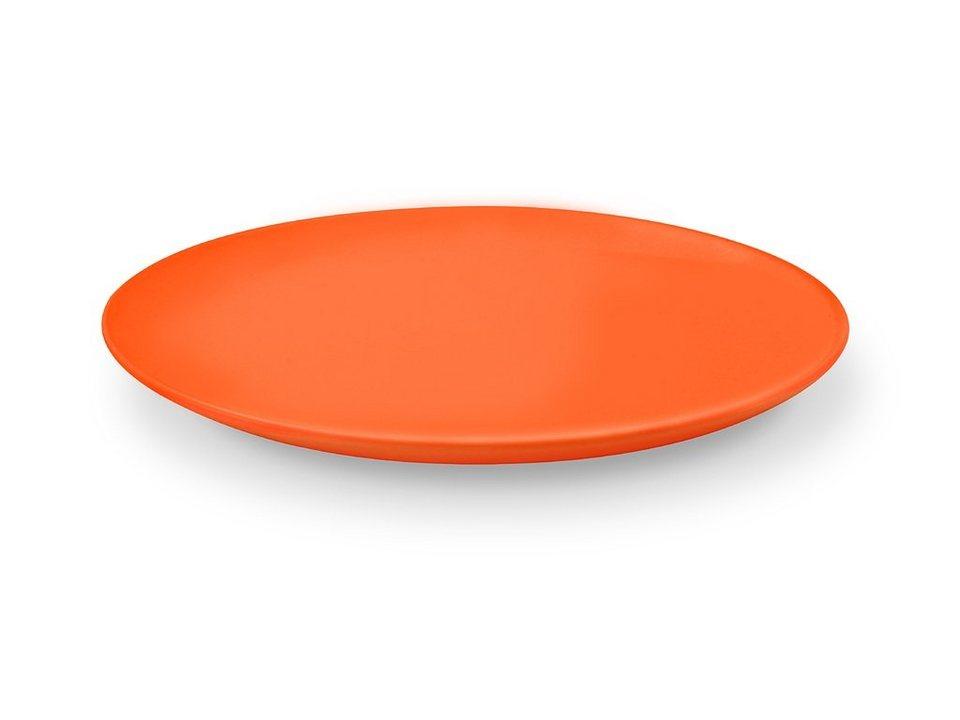 Friesland Speiseteller »Happymix, 25 cm« in orange