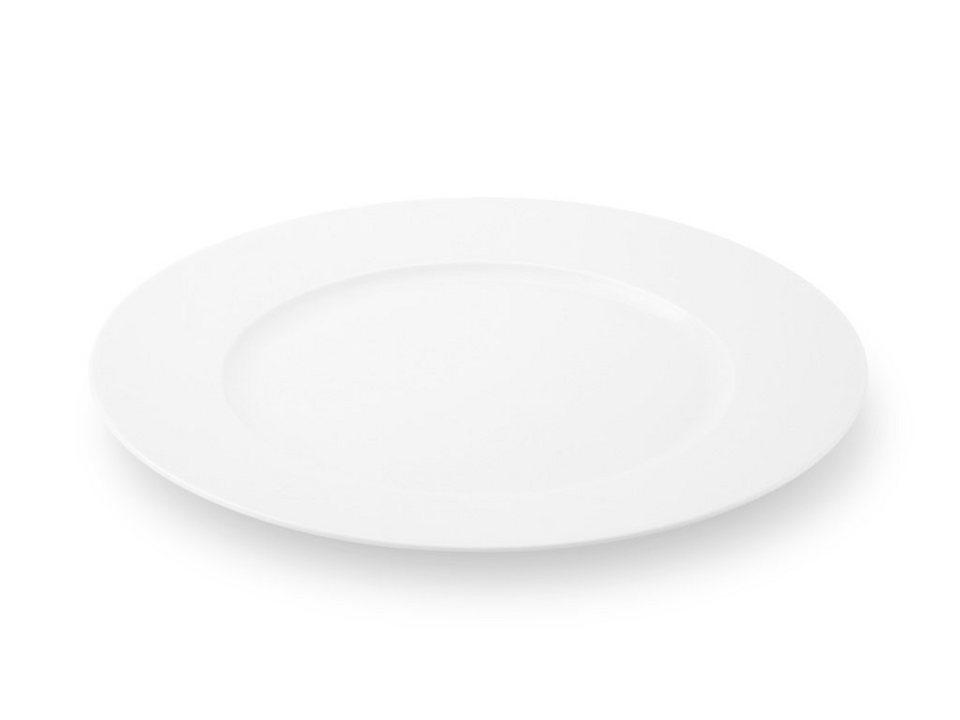 Friesland Platzteller »La-Belle, 32 cm« in weiß