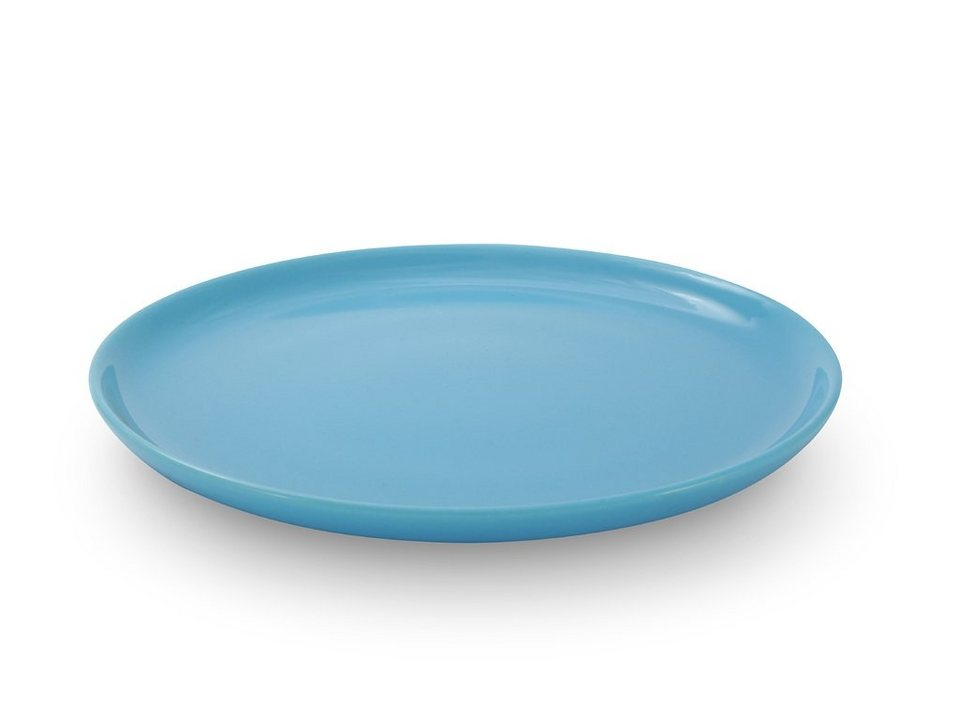 Friesland Frühstücksteller »Happymix, 19 cm, 4er Set« 4-tlg in blau