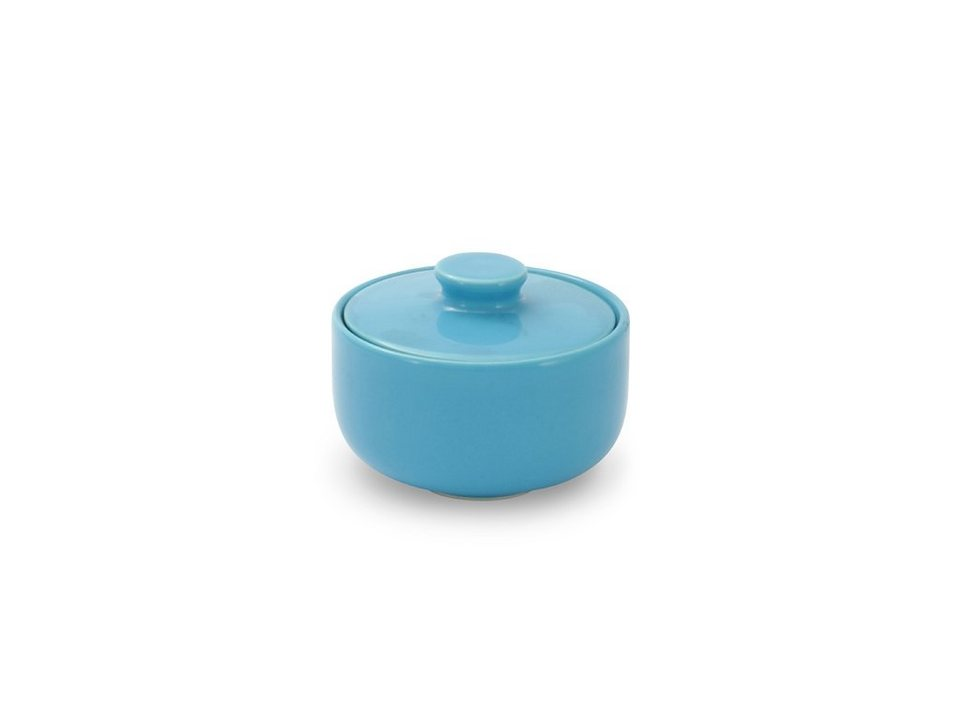 Friesland Zuckerdose »Happymix, 0,25l« in blau