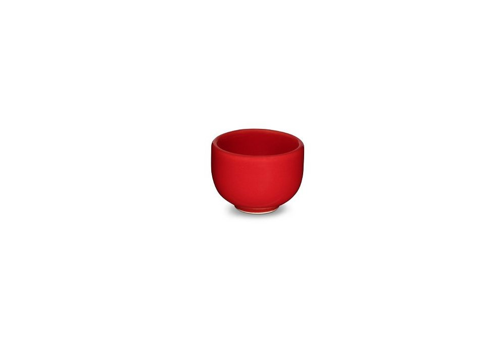 Friesland Eierbecher »Happymix, H 4 cm, 4er Set« 4-tlg in rot