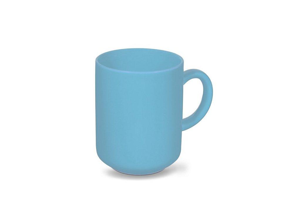 Friesland Becher »Happymix, 0,4l« in blau