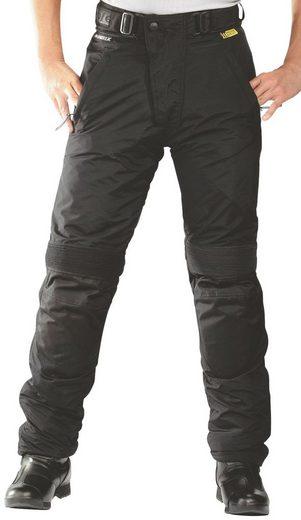 roleff Motorradhose »RO 455« Sicherheitsstreifen, Knieprotektoren, WIND-TEX® Klimamembran