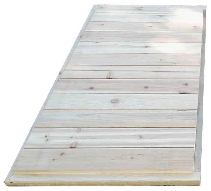 EXIT Fußboden »Loft 150«, BxT:56x120 cm, für Spielhaus-Anbau