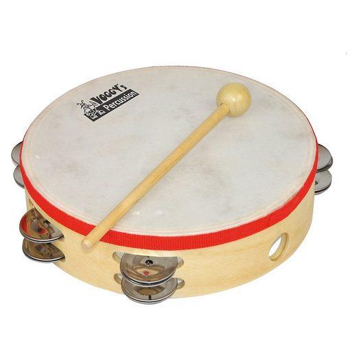 Voggenreiter Spielzeug-Musikinstrument »Voggy's großes Tamburin«