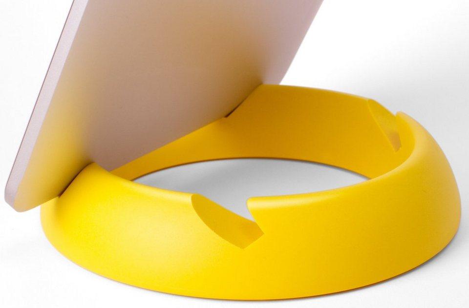 halopad Tablet-Halter Gelb »(Tablet/Smartphone)«