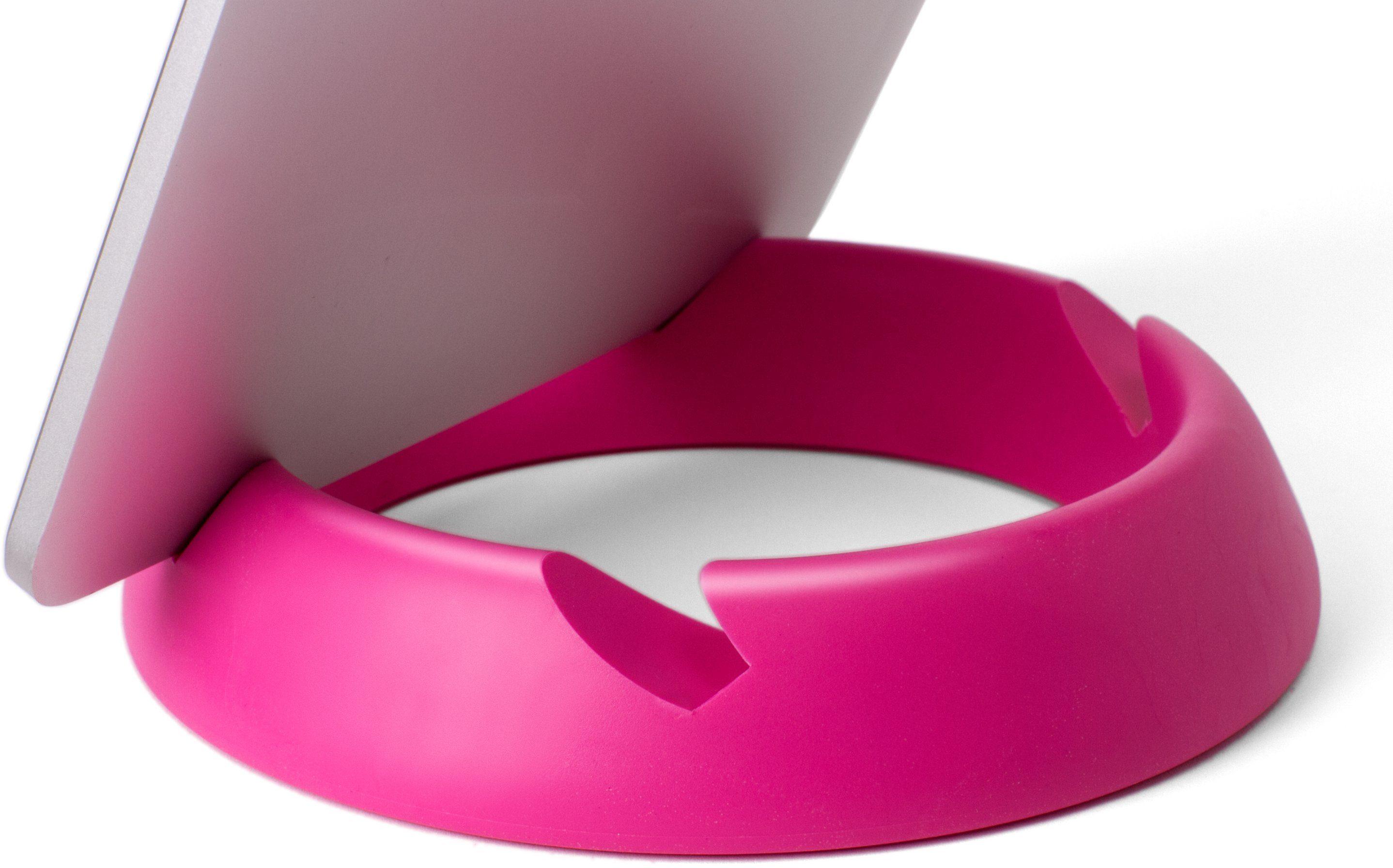 halopad Tablet-Halter Pink »(Tablet/Smartphone)«
