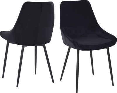 INOSIGN Stuhl »Niam« (Set, 2 Stück), in modernem Design