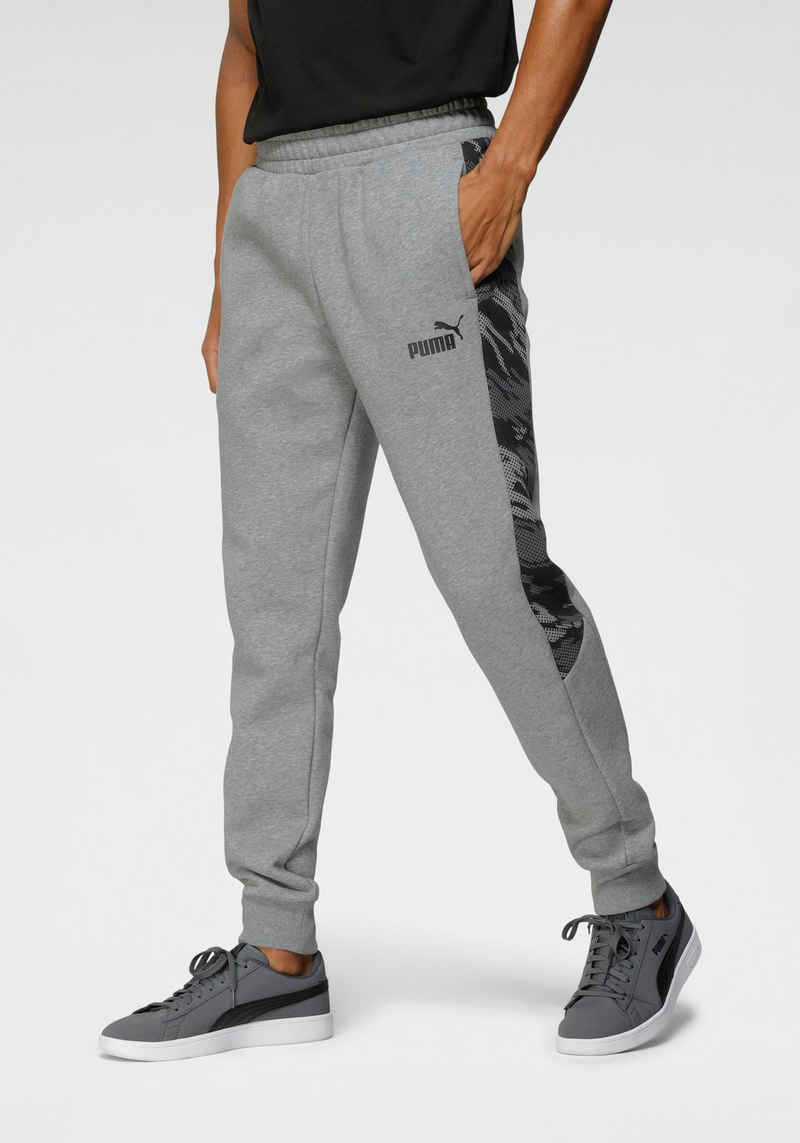 PUMA Jogginghose »Graphic Sweat Pants FL cl«