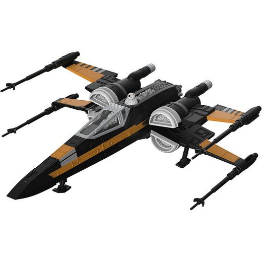 Revell® Modellbausatz »Poe's Boosted X-wing Fighter, 21 Teile«