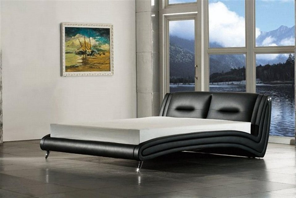 kasper wohndesign luxus bettgestell inklusive lattenrost. Black Bedroom Furniture Sets. Home Design Ideas