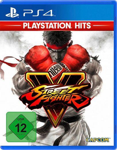 Street Fighter 5 PlayStation 4