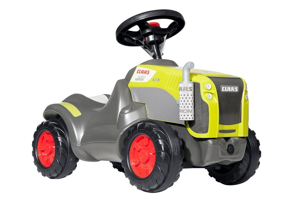 rolly toys® Babyrutscher »rollyMinitrac Claas Xerion« in silberfarben-hellgrün