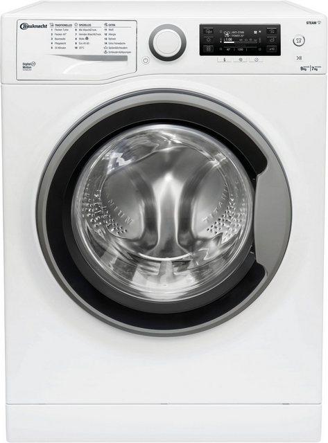 Bauknecht WATK Sense 97D6 EU Waschtrockner