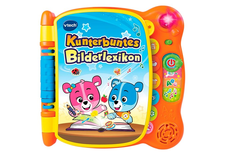 VTech Kunterbuntes Bilderlexikon