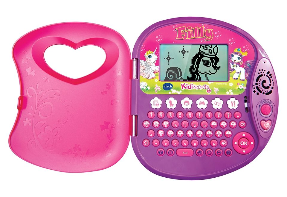 VTech Tagebuch, »Kidisecret Filly World«