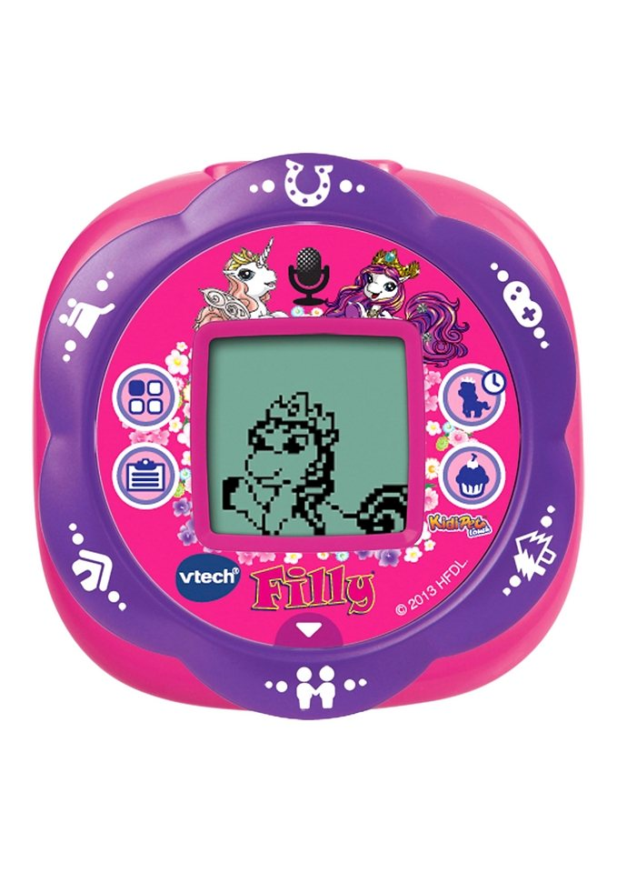 KidiPet touch, VTech, »Filly World« in rosa