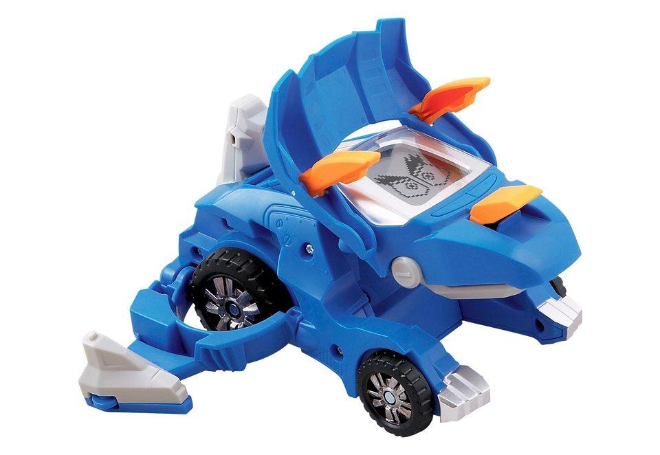 VTech Fahrzeug, »Switch & Go Dinos«, Triceratops