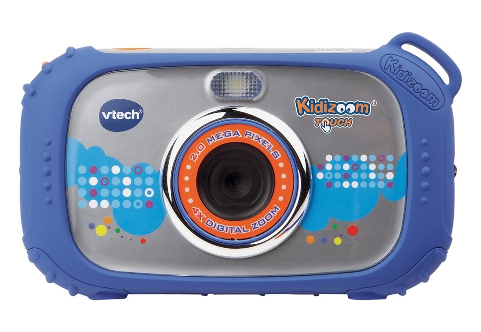 VTech Digitalkamera, »Kidizoom Touch« in blau