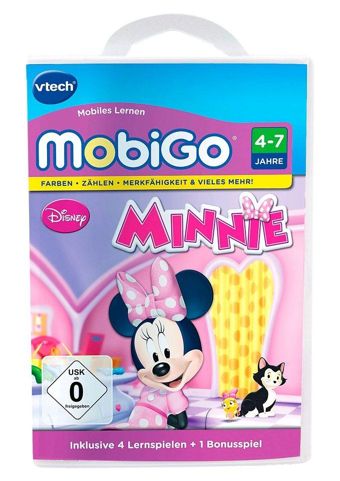 Lernspiel, VTech, »MobiGo2, Minnies Schleifen Boutique«