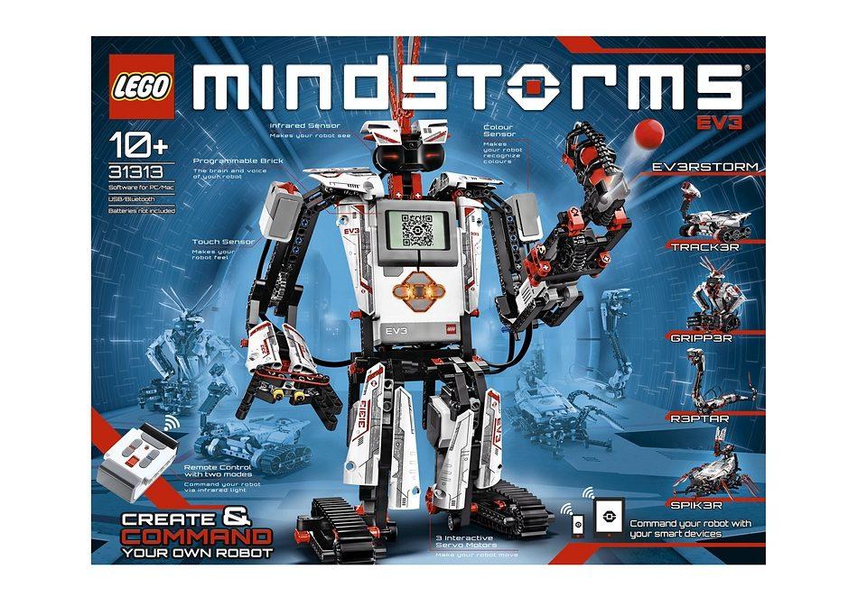 LEGO®, MINDSTORMS® EV3 (31313)