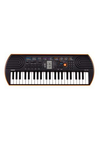 """CASIO Keyboard """"Mini-Keyboard SA-76&quo..."""