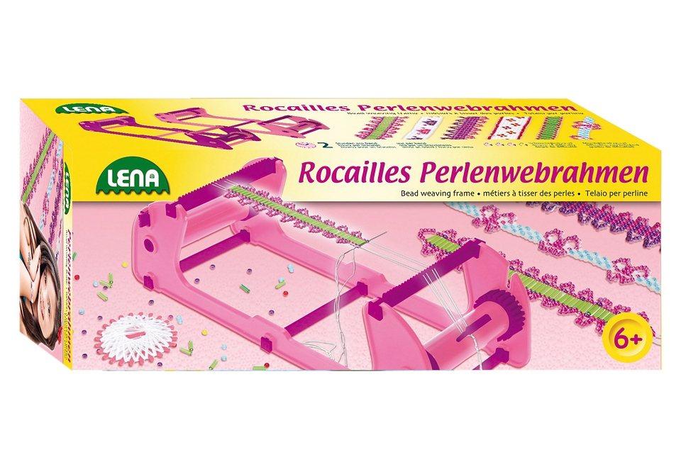 LENA® Perlenwebrahmen »Rocailles«
