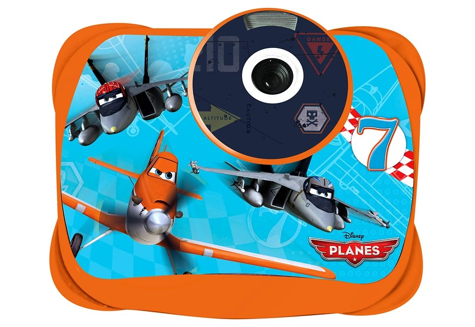 Digitalkamera, Lexibook, »Disney Planes«