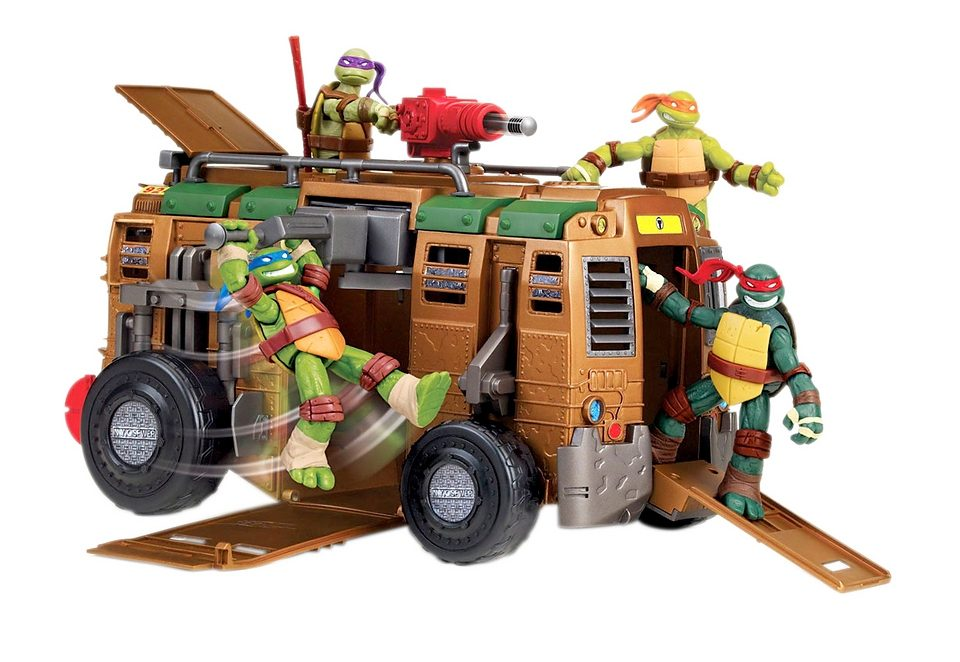 Spielzeugauto »Shellraiser - Teenage Mutant Ninja Turtles™«