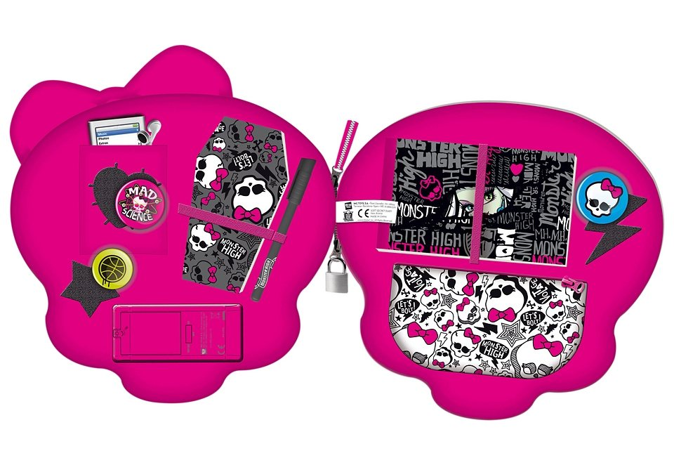 IMC Toys Geheimes Tagebuch, »Monster High«