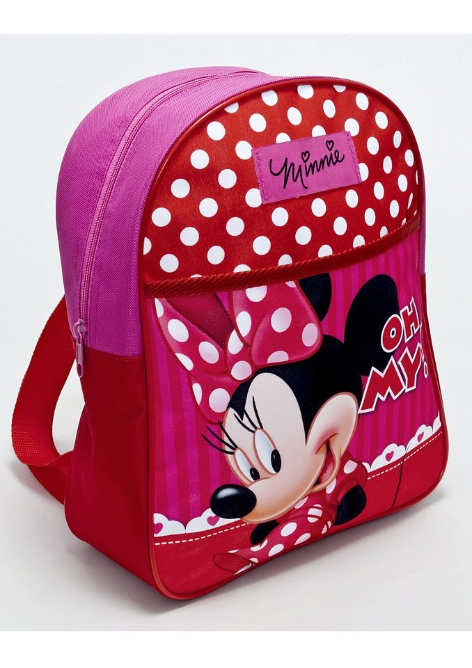 JOY TOY Kinder Rucksack »Minnie Mouse«