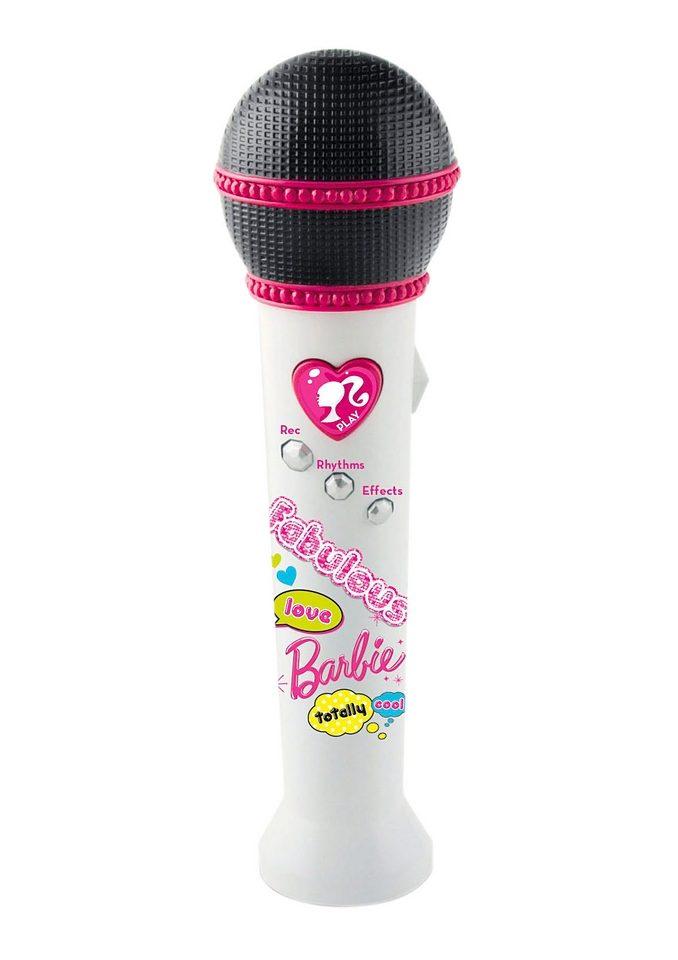 IMC Toys Kinder Handmikrofon, »Barbie«