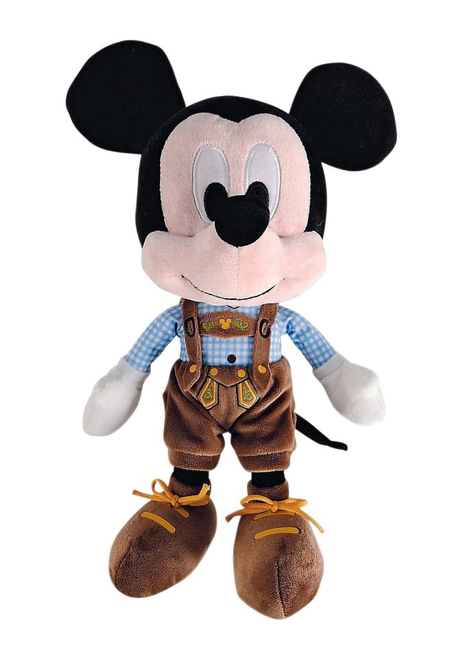 Mickey Mouse in Lederhose., Simba®