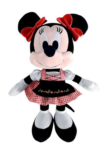 minnie mouse im dirndl simba online kaufen otto. Black Bedroom Furniture Sets. Home Design Ideas
