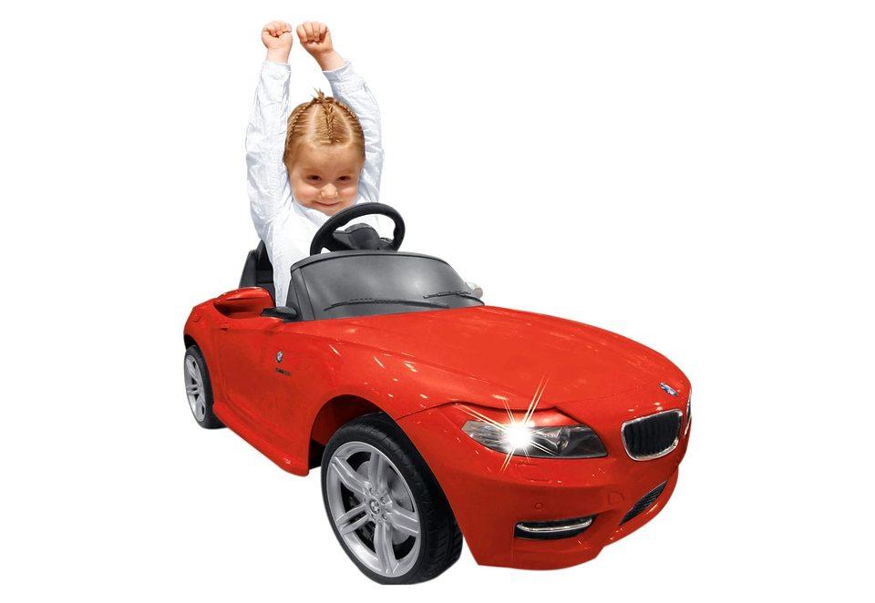 Batteriebetriebene Fahrzeuge Jamara Elektro Kinderfahrzeug Kinderauto Ride-on BMW Z 4 weiß