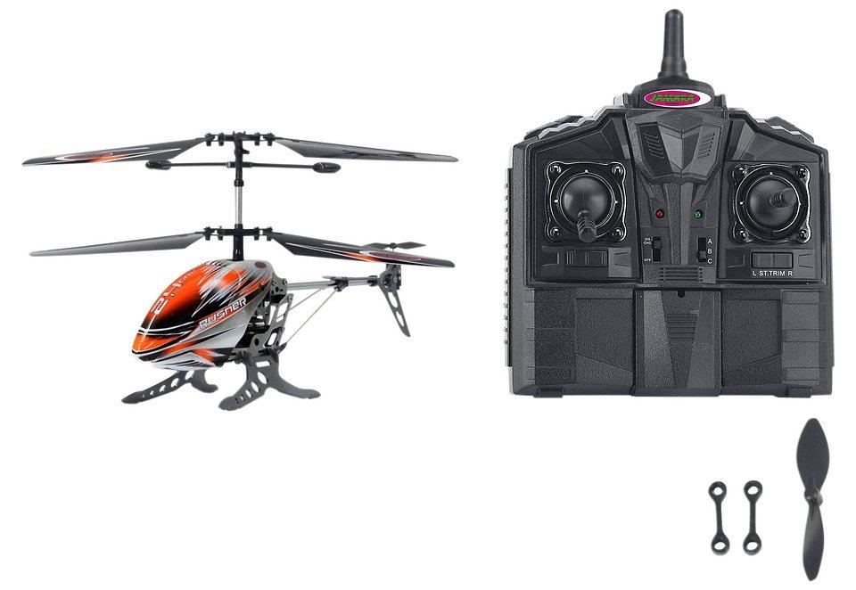 JAMARA, RC-Helikopter-Set, »Rusher Heli«