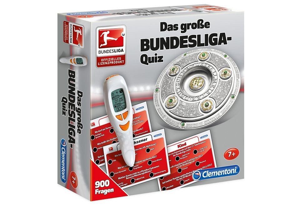 Das große Bundesliga-Quiz, Clementoni