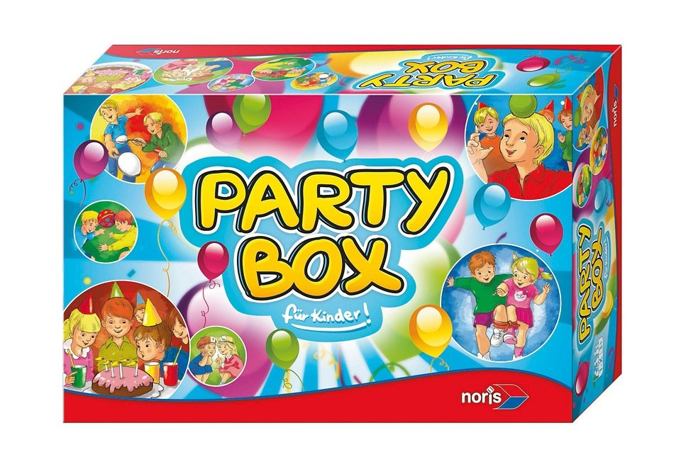 Party Box für Kinder, Noris