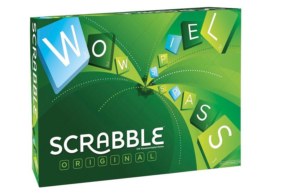Mattel, Scrabble Original