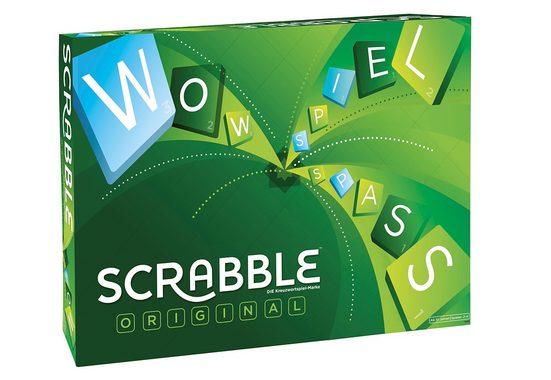 Mattel games Spiel, »Scrabble Original«
